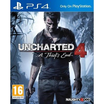 Uncharted 4: Kres Złodzieja - Naughty Dog