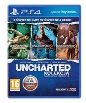 Uncharted - Kolekcja Nathana Drake'a