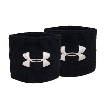 Under Armour, Frotki, Performance Wristband 1276991 001 - Under Armour