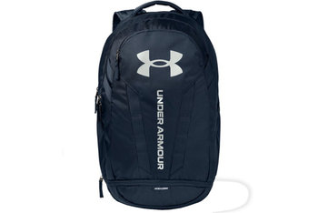 Under Armour Hustle 5.0 1361176-408, Unisex, plecak, Granatowy - Under Armour