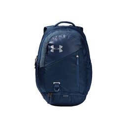 Under Armour, Plecak, Hustle 4.0 1342651-408, granatowy, 26L