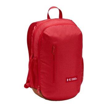 Under Armour, Plecak sportowy, Roland 1327793-600, czerwony, 46x30x23 cm-Under Armour
