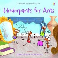 Underpants for Ants-Punter Russell