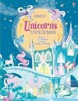 Unicorns Sticker Book-Watt Fiona