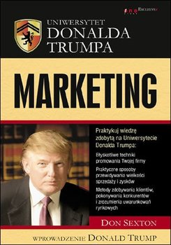 Uniwersytet Donalda Trumpa. Marketing                      (ebook)