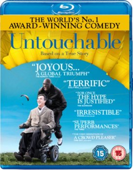 Untouchable (brak polskiej wersji językowej)-Nakache Olivier, Toledano Eric