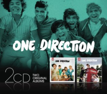 Up All Night / Take Me Home-One Direction
