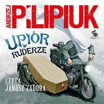 Upiór w ruderze-Pilipiuk Andrzej