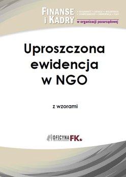 Uproszczona ewidencja w NGO z wzorami-Trzpioła Katarzyna