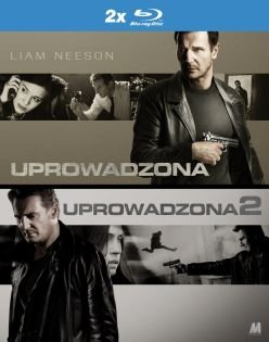Uprowadzona 1 i 2 Blu-Ray