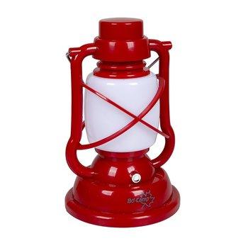 Urban outdoor, Lampa sztormowa, Retro, czerwony, 20x12,3 cm-Urban outdoor