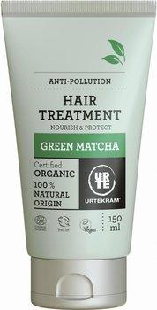 Urtekram, maseczka do włosów Zielona Matcha, 150 ml -Urtekram