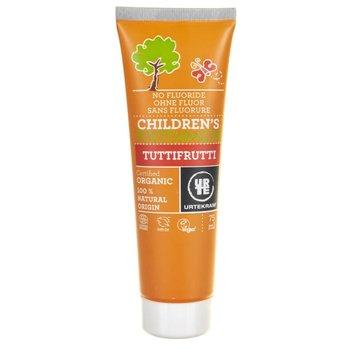 Urtekram, pasta do zębów dla dzieci Tuttifrutti, 75 ml-Urtekram