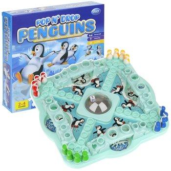 Urwiskowo, gra rodzinna Chińczyk Na Lodzie Wyścig Pingwinów-Urwiskowo