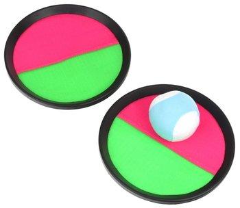 Urwiskowo, gra zręcznościowa Catch ball paletki na rzep-Urwiskowo