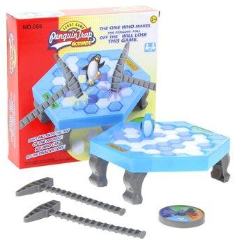 Urwiskowo, gra zręcznościowa Pingwin Na Lodzie W Pułapce-Urwiskowo