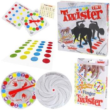 Urwiskowo, gra zręcznościowa Twister Finger, 2w1-Urwiskowo