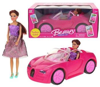Urwiskowo, samochód dla lalek Cabriolet z lalką Barbie-Urwiskowo