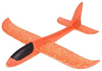 Urwiskowo, samolot duży styropianowy szybowiec-Urwiskowo