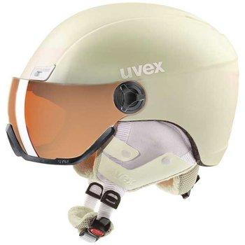 UVEX, Kask z wizjerem, Visor 400 Style 91, rozmiar L-UVEX