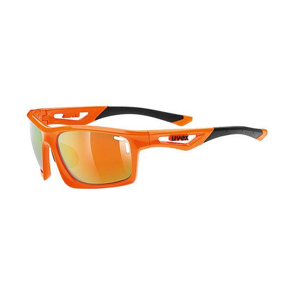 UVEX, Okulary, Sportstyle 223, BlackOrange (Ltm. Orange S1