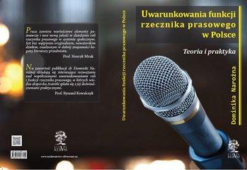 Uwarunkowania funkcji rzecznika prasowego w Polsce-Narożna Dominika