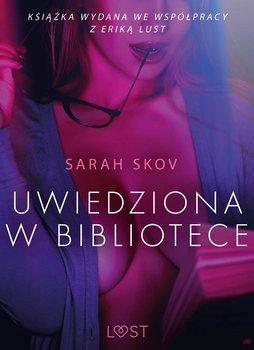 Uwiedziona w bibliotece-Skov Sarah
