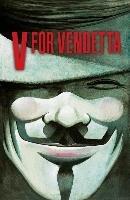 V for Vendetta 30th Anniversary-Moore Alan