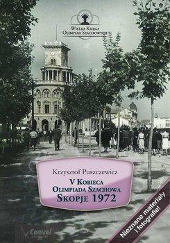 V Kobieca Olimpiada Szachowa. Skopje 1972-Puszczewicz Krzysztof