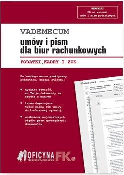 Vademecum umów i pism dla biur rachunkowych 2016                      (ebook)