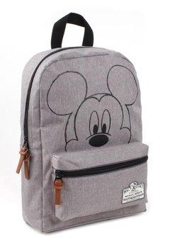 Vadobag, plecak młodzieżowy, Myszka Mickey, szary-Vadobag