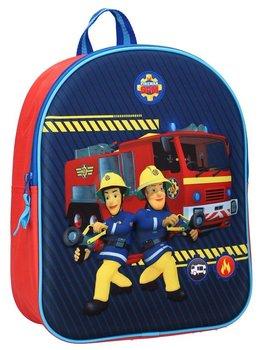 Vadobag, plecak przedszkolny 3D, Strażak Sam-Vadobag