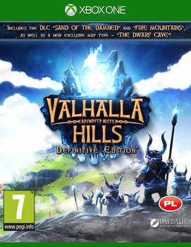 Valhalla Hills - Definitive Edition-Daedalic Entertainment