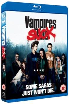 Vampires Suck (brak polskiej wersji językowej)-Seltzer Aaron, Friedberg Jason