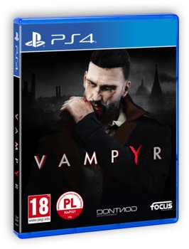 Vampyr-Focus Home Interactive