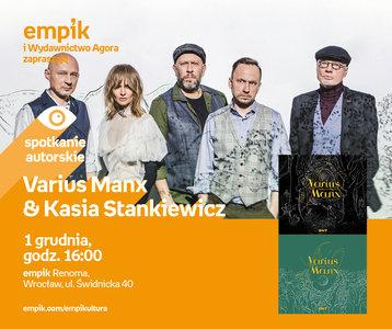 Varius Manx & Kasia Stankiewicz | Empik Renoma