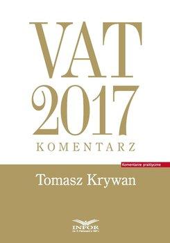 VAT 2017. Komentarz-Krywan Tomasz