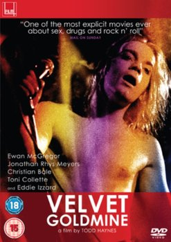 Velvet Goldmine (brak polskiej wersji językowej)-Haynes Todd