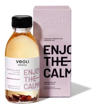 Veoli Botanica, Enjoy The Calmness, olejek do ciała z płatkami róży, 150 ml-VEOLI BOTANICA