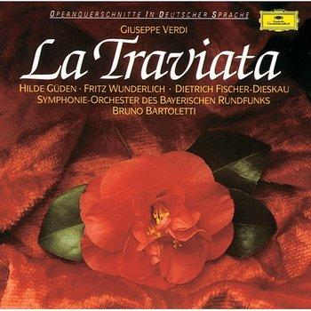 """Verdi: La traviata / Act 1 - """"Ich sah Euch lieblich und engelsschön""""-Hilde Gueden, Fritz Wunderlich, Symphonieorchester des Bayerischen Rundfunks, Bruno Bartoletti"""