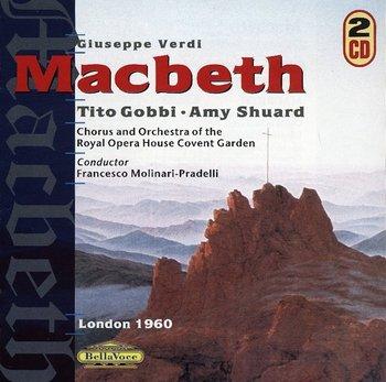 Verdi Macbeth/Otello -Orchestra Of The Royal Opera House, Covent Garden