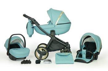 Verdi, Mirage Soft, Wózek wielofunkcyjny, 02, 3w1 + torba + akcesoria-Verdi