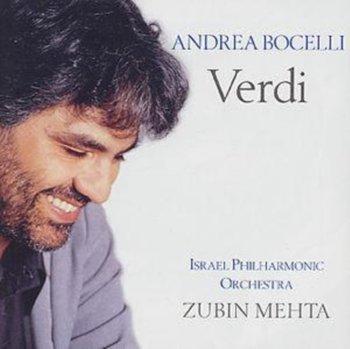 Verdi-Bocelli Andrea