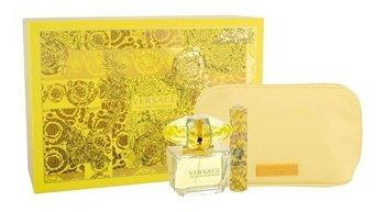 Versace, Yellow Diamond, zestaw kosmetyków, 2 szt. + kosmetyczka-Versace