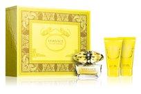 Versace, Yellow Diamond, zestaw kosmetyków, 3 szt.-Versace