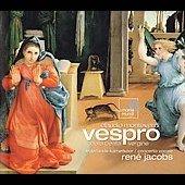 Vespro Della Beata Vergine-Concerto Vocale, Netherlands Chamber Choir