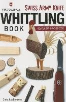 Victorinox Swiss Army Knife Whittling Book-Lubkemann Chris