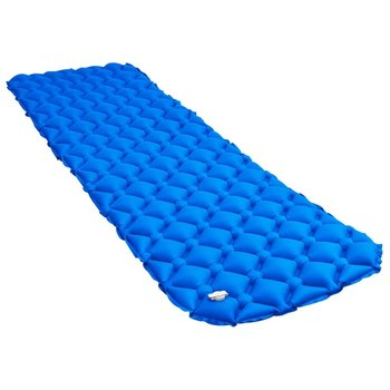 VidaXL, Dmuchany materac, niebieski, 58x190 cm-vidaXL