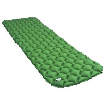 VidaXL, Dmuchany materac, zielony, 58x190 cm -vidaXL