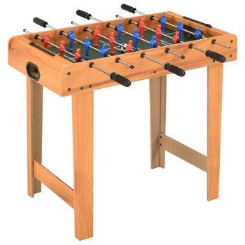 VidaXL, Mini stół do piłkarzyków, 69x37x62 cm-vidaXL